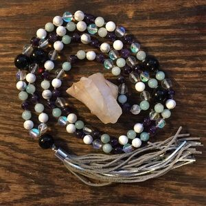 ✨🌜Protection and Connection Mala🌛✨